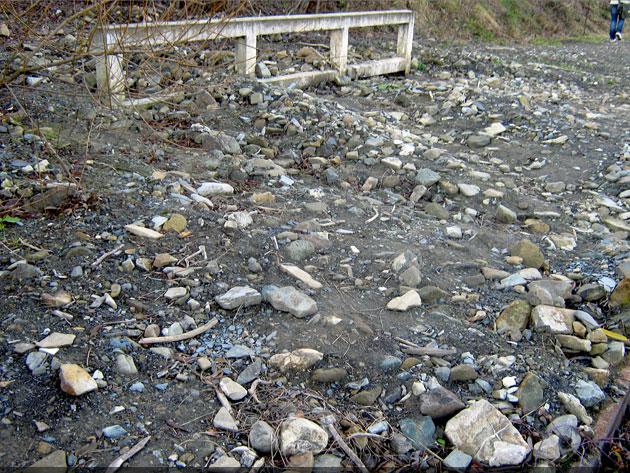 Calea ferată spre Nisipitu, la mai bine de doi ani de la inundaţii