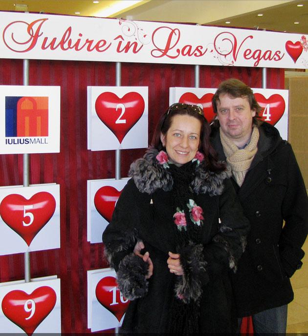 230.000 de persoane atrase în Iulius Mall de mirajul Las Vegas