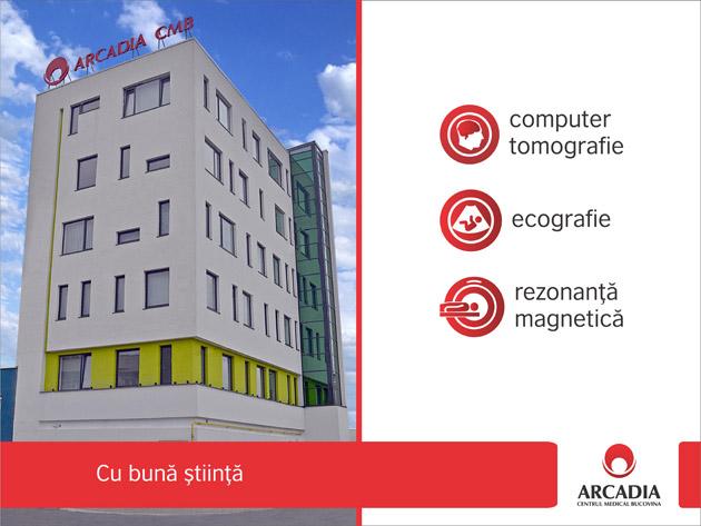 Noua policlinică Arcadia Centrul Medical Bucovina din Suceava a fost inaugurată