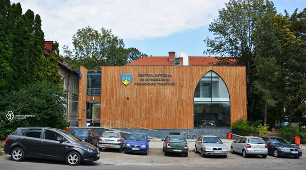 Centrul Național de Informare și Promovare Turistică Suceava