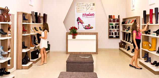 Medea, magazinul de încălțăminte dedicat exclusiv femeilor, s-a deschis în Iulius Mall Suceava