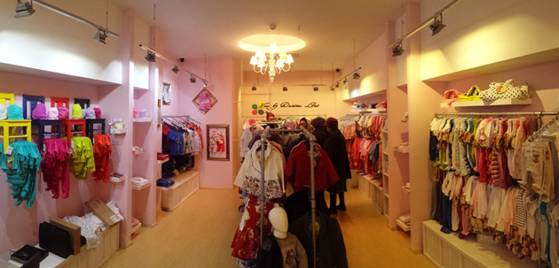 Primul magazin Nan by Danina Line din Suceava s-a deschis în Iulius Mall Suceava