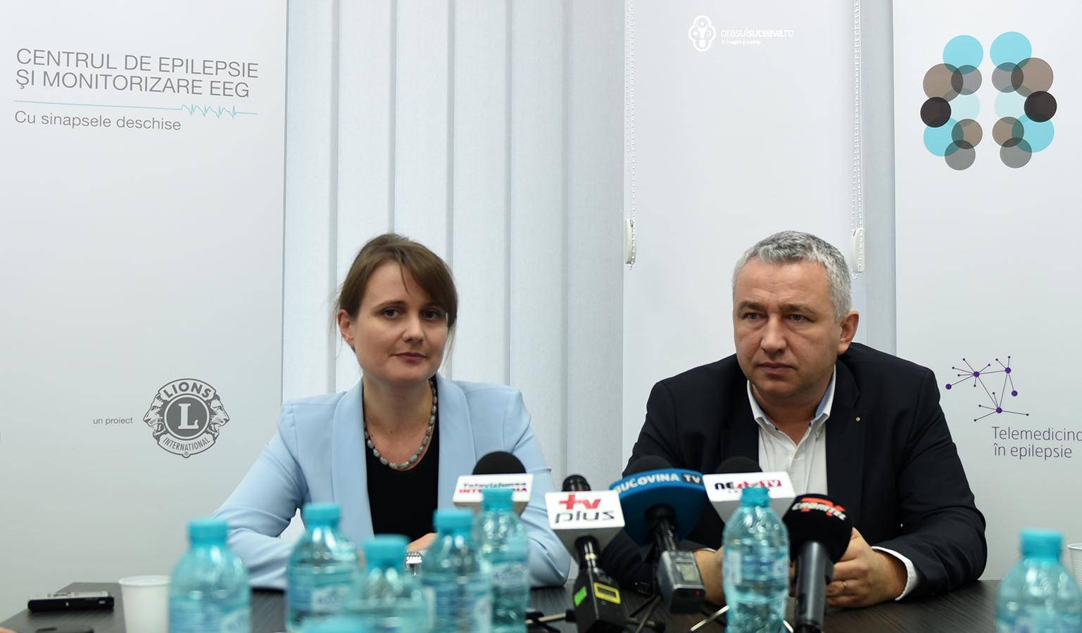 S-a inaugurat Centrul de epilepsie si monitorizare EEG în cadrul Arcadia - Centrul Medical Bucovina (CMB)