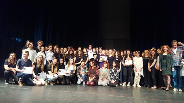 Festivalul de Teatru în limba română, pentru Copii și Tineret (2017) a ajuns la final